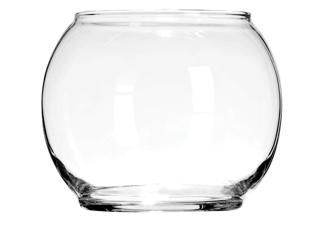Dollar Tree Fishbowl Vase