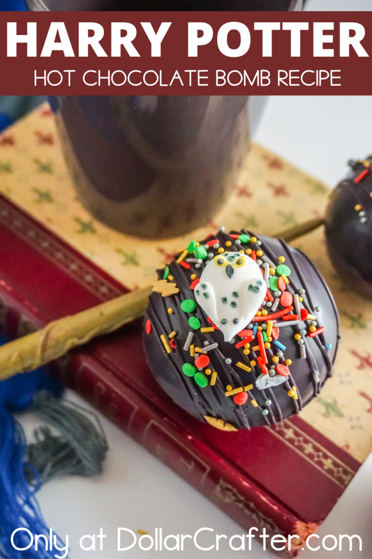 Harry Potter Hot Chocolate Bombs