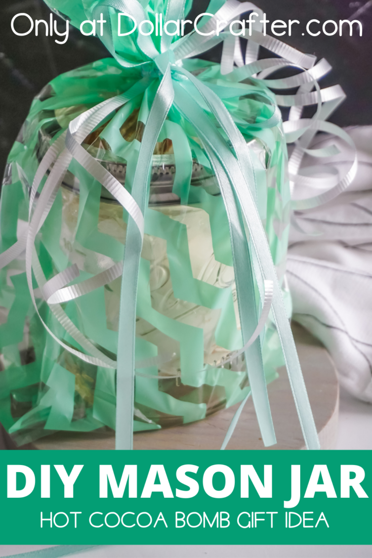 Mason Jar Hot Cocoa Bomb Gift Set